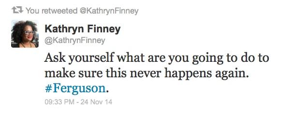 tweetKathrynFinney