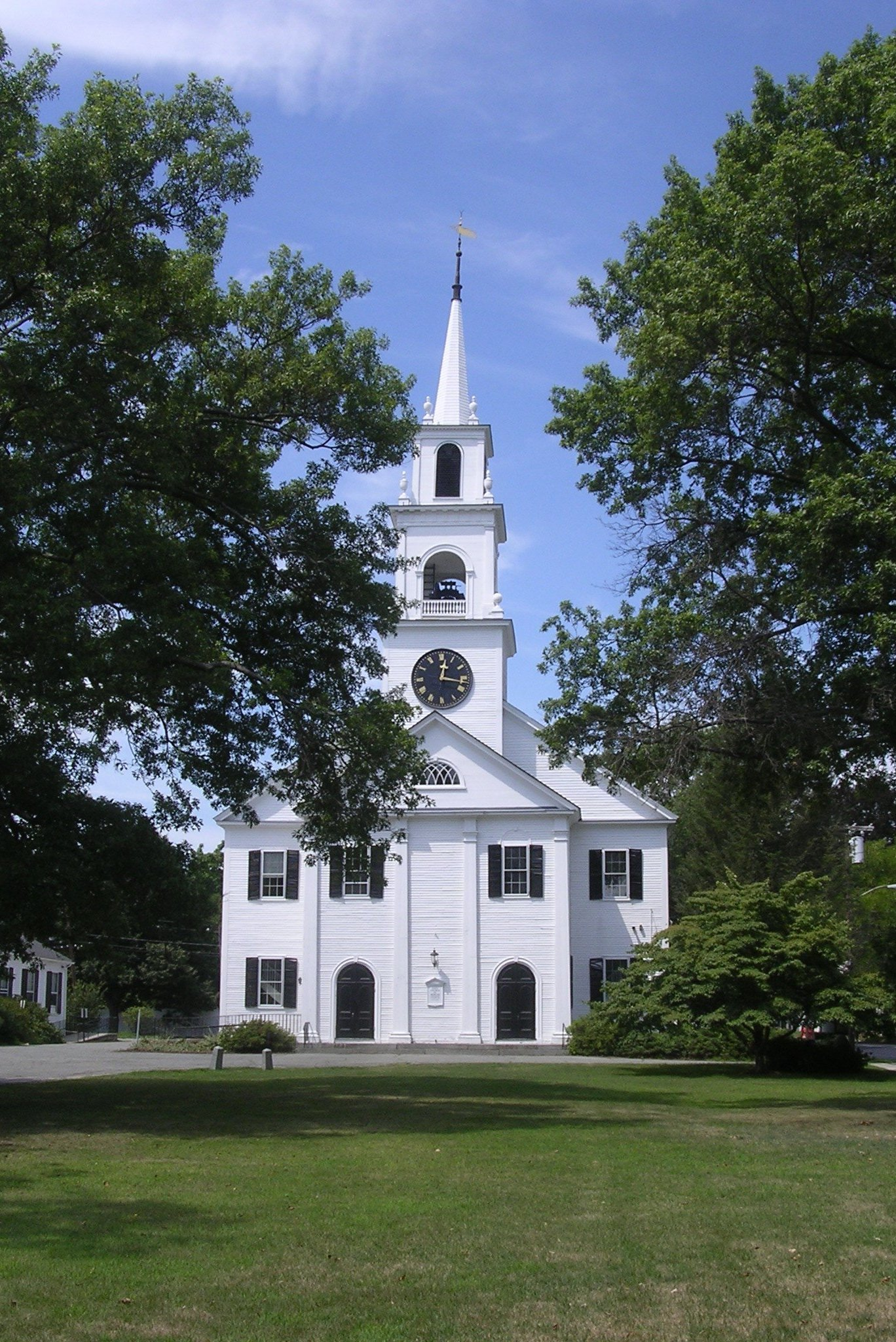 First Church and Parish, Dedham, MA (Unitarian Universalist)