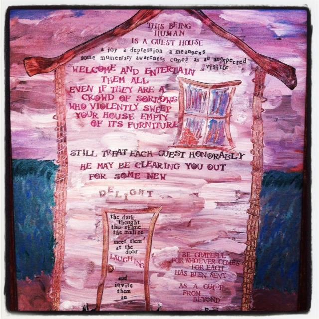 painted by Karen G. Johnston