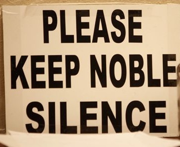 noble-silence-sign