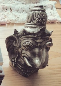 Fierce Ganesh, Remover of Obstacles