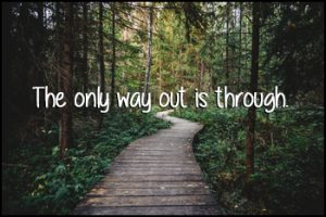 only-way-out